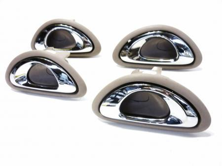 Chrome Door Handles, as fitted to Most Ghia Models