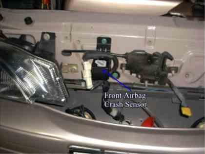 www carmodder com • Airbag Module Diagnostics for the Ford