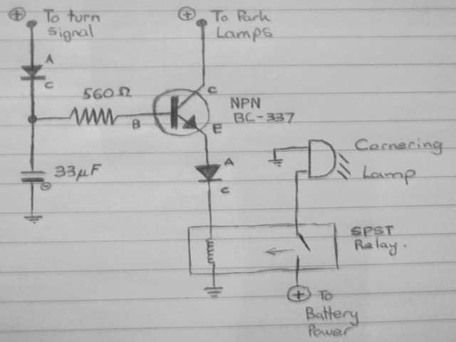 Corning Lamp Circuit Schematics