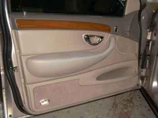The Ghia Door Lamps, fitted to an EF Fairmont
