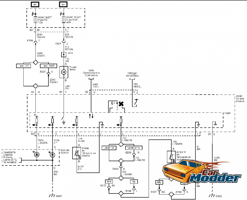 View Topic Ve Factory Hvac Information Au Falcon Bem Wiring Diagram 14707