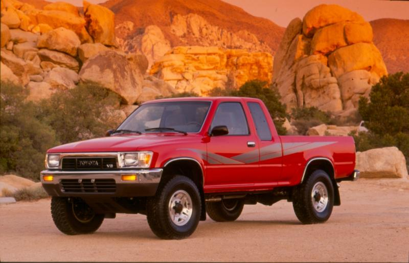 1991 Toyota Hilux Compact Truck