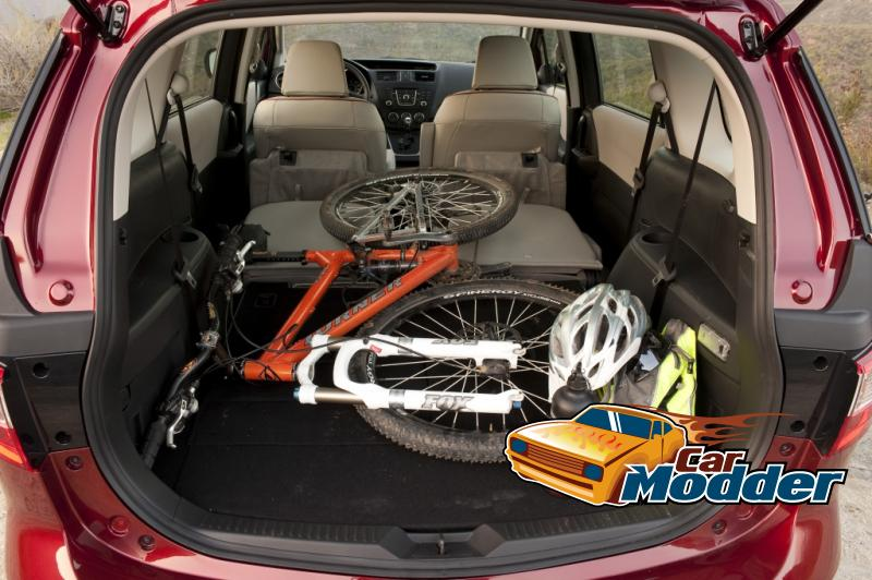 2012 Mazda 5 People Mover