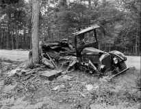 Historic Car Crashes