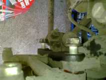 Brake Caliper Assembly 18mm Bolts that need to be removed